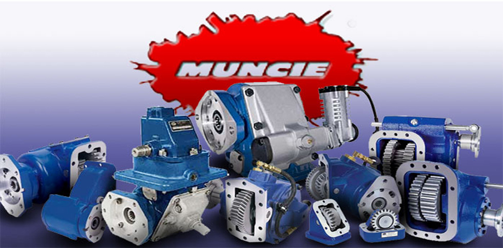 Muncie Pumps | Hydraulic Pumps & Controls